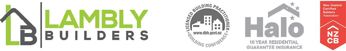 Lambly Builders Guarantee Certificate